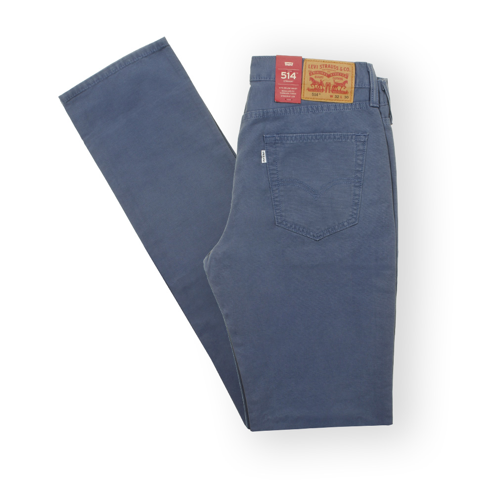Levis-Men-039-s-514-Regular-Fit-Straight-Leg-Jeans thumbnail 8