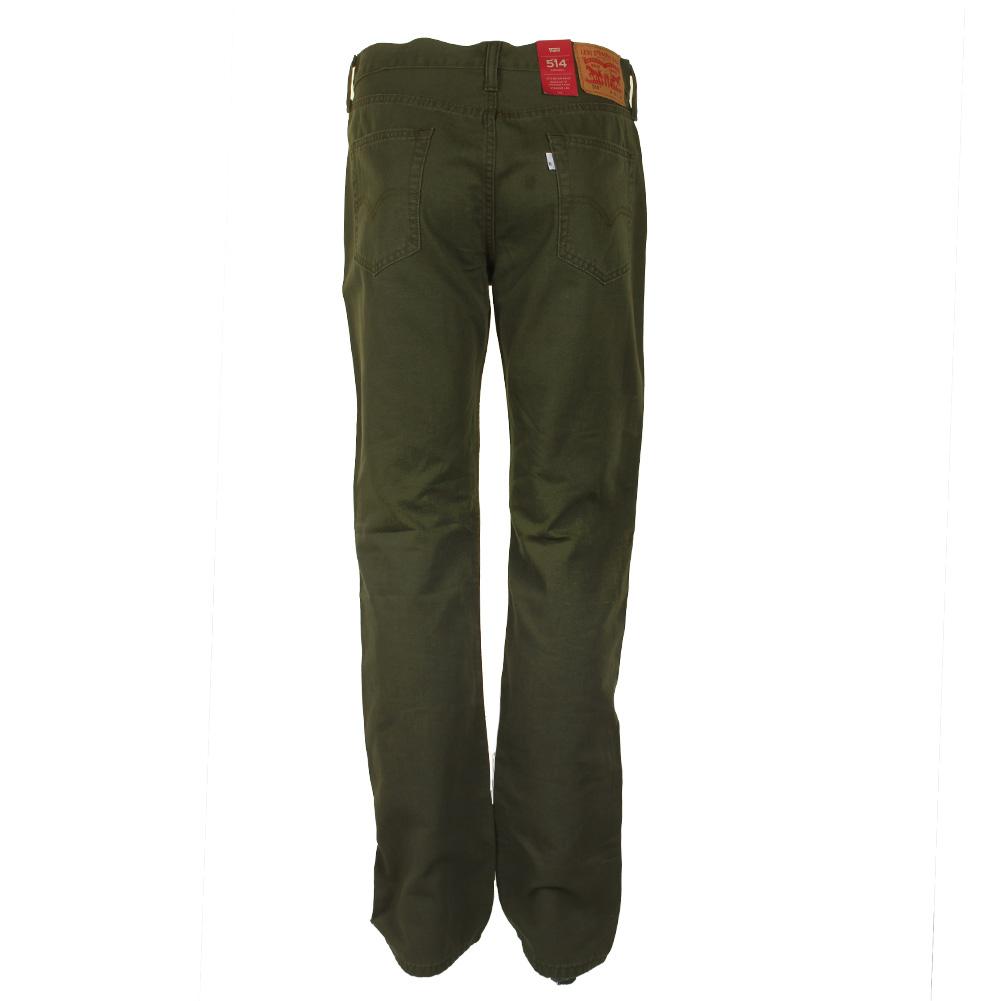 Levis-Men-039-s-514-Regular-Fit-Straight-Leg-Jeans thumbnail 16