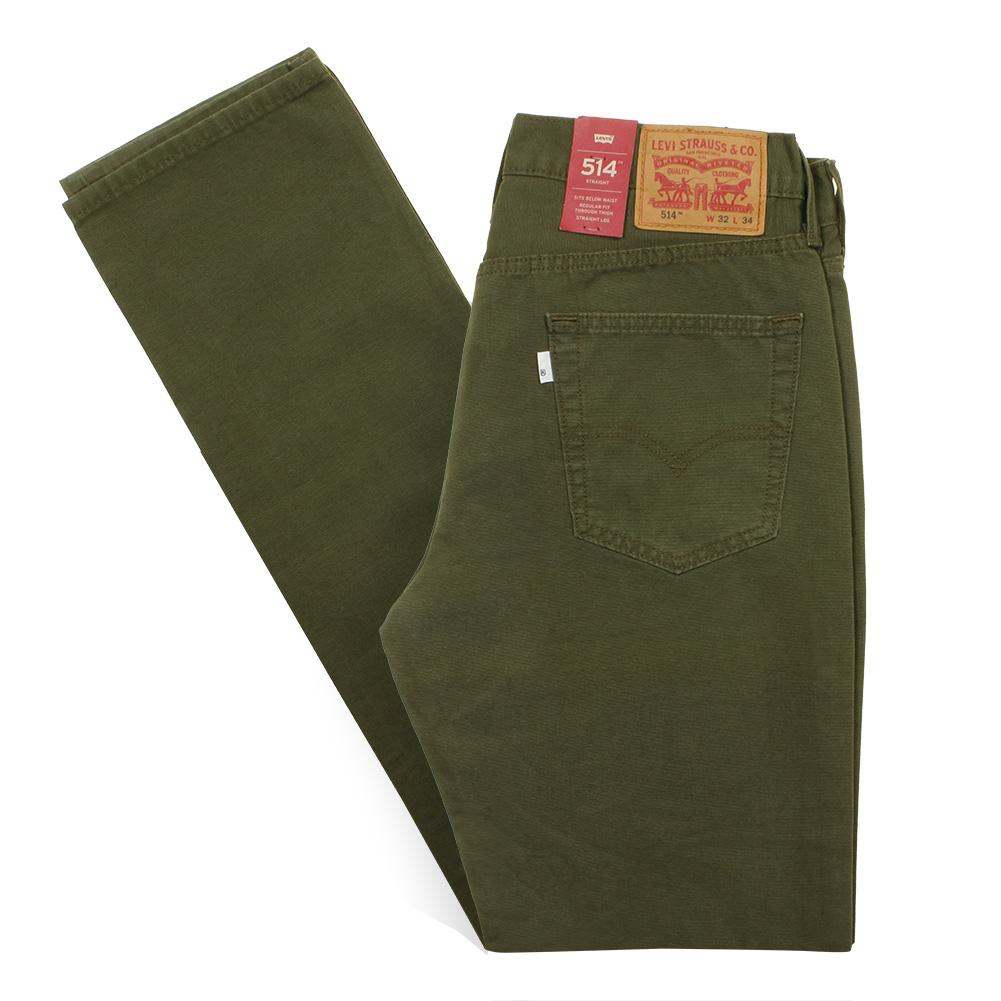 Levis-Men-039-s-514-Regular-Fit-Straight-Leg-Jeans thumbnail 17