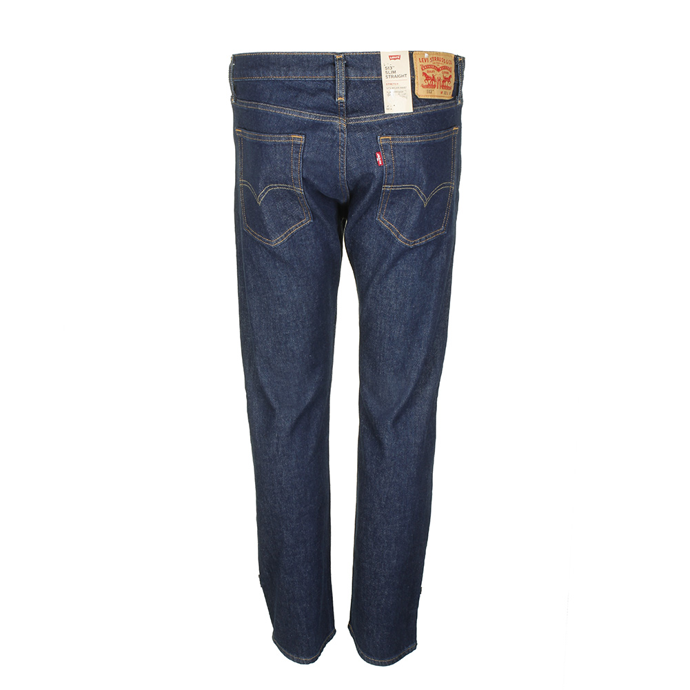 Levis-Men-039-s-513-Slim-Fit-Straight-Jeans thumbnail 9