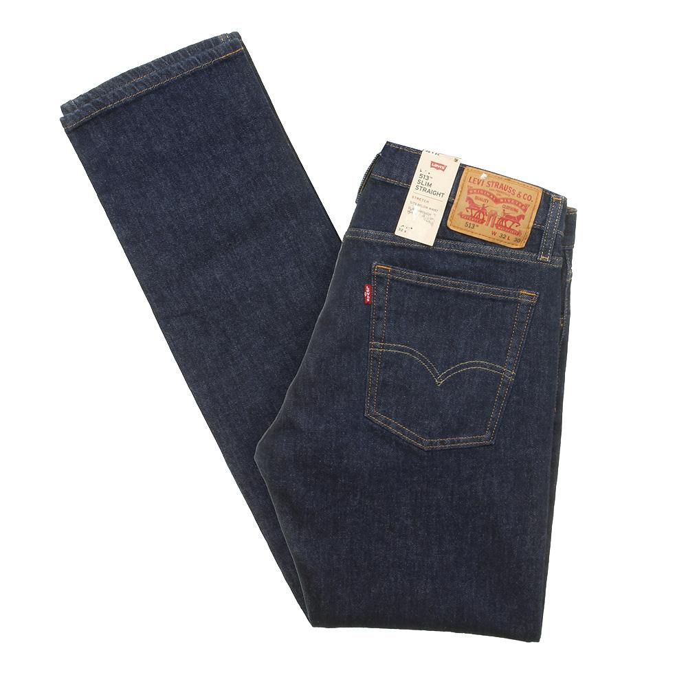 Levis-Men-039-s-513-Slim-Fit-Straight-Jeans thumbnail 10