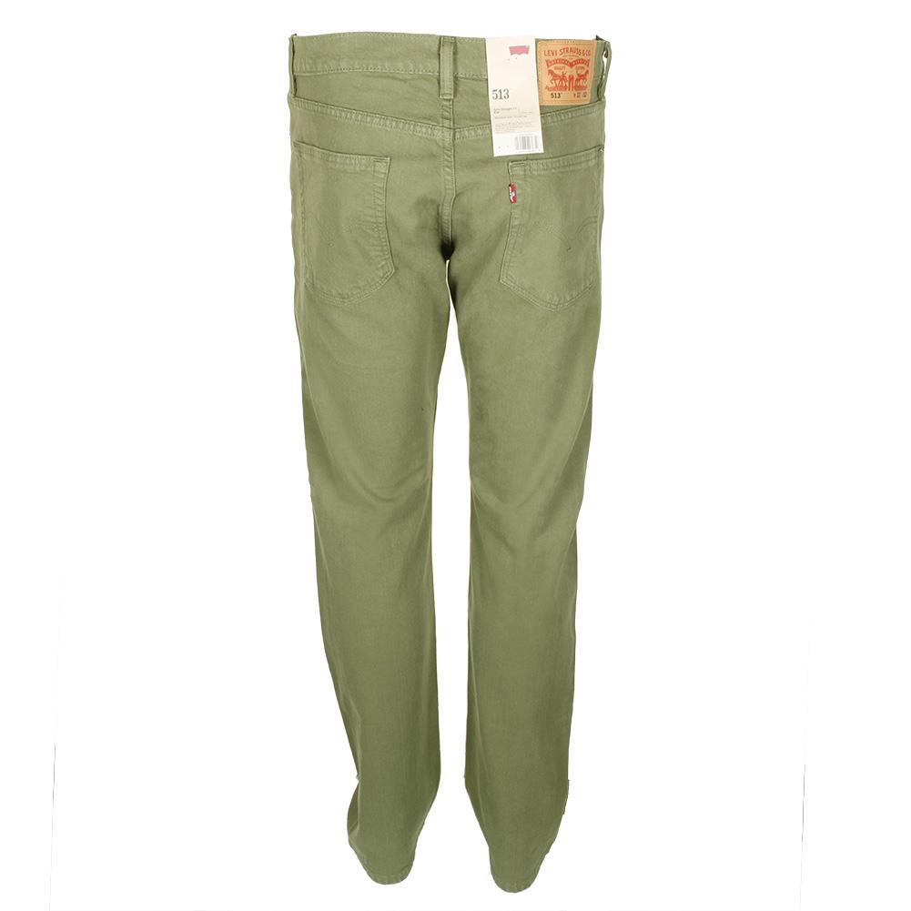 Levis-Men-039-s-513-Slim-Fit-Straight-Jeans thumbnail 12