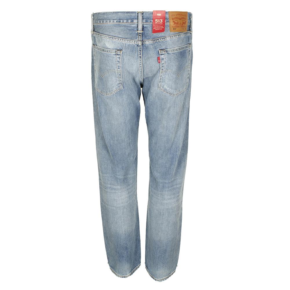 Levis-Men-039-s-513-Slim-Fit-Straight-Jeans thumbnail 18