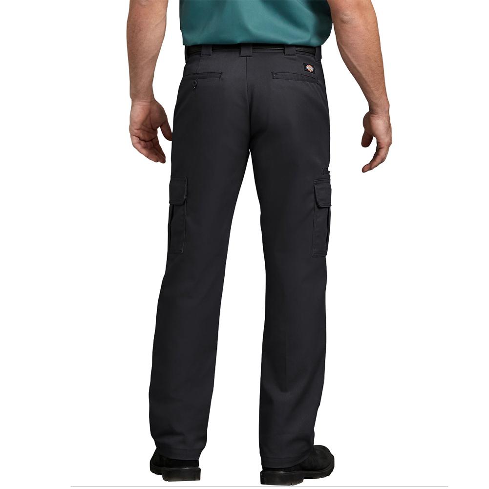 Dickies-Men-039-s-WP595-Flex-Regular-Fit-Straight-Leg-Work-Cargo-Pants thumbnail 3