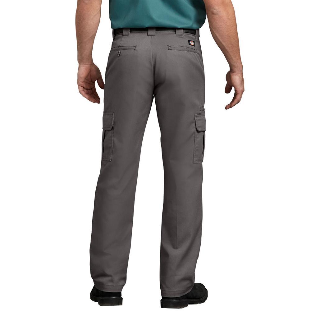 Dickies-Men-039-s-WP595-Flex-Regular-Fit-Straight-Leg-Work-Cargo-Pants thumbnail 11