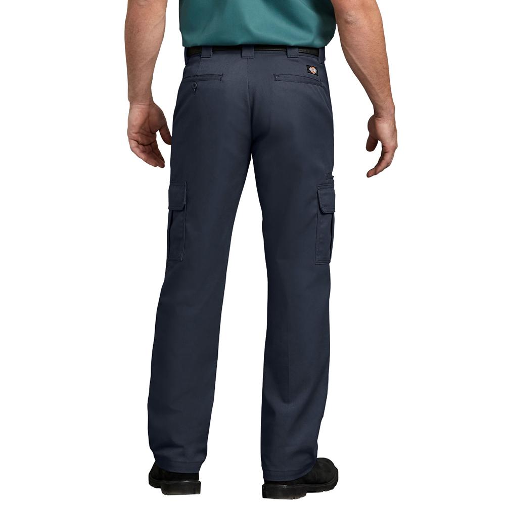 Dickies-Men-039-s-WP595-Flex-Regular-Fit-Straight-Leg-Work-Cargo-Pants thumbnail 5