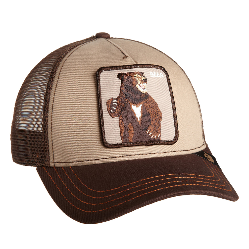 Goorin-Bros-Men-039-s-Animal-Farm-Mesh-Trucker-Hat thumbnail 72