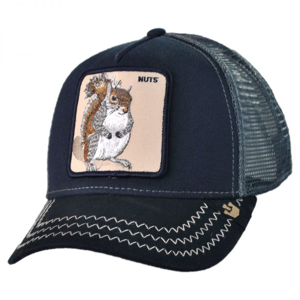 Goorin-Bros-Men-039-s-Animal-Farm-Mesh-Trucker-Hat thumbnail 91