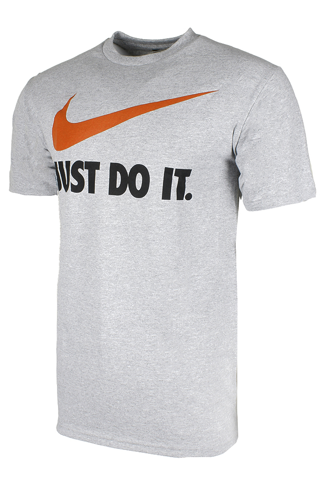 thumbnail 8 - Nike Men's Active Wear Just Do It Swoosh Graphic Athletic Workout Gym T-Shirt