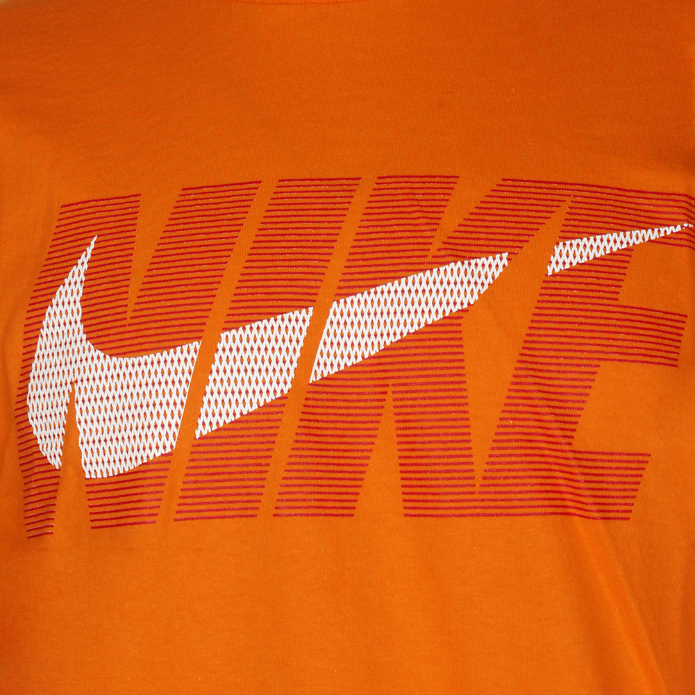 Nike-Men-039-s-Regular-Fit-Striped-Logo-Swoosh-Graphic-Active-T-Shirt thumbnail 7