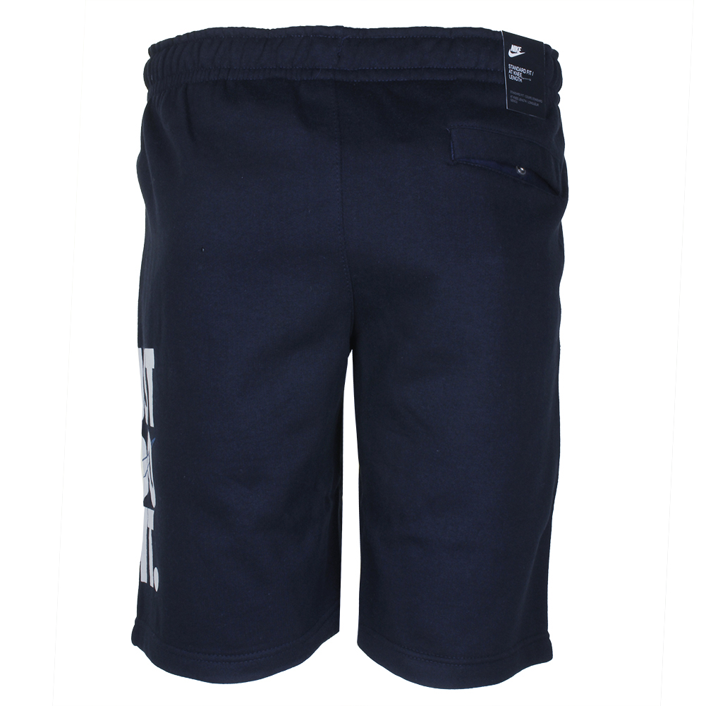 Nike-Men-039-s-Just-Do-It-Graphic-Logo-Fleece-Active-Knee-Length-Shorts thumbnail 7