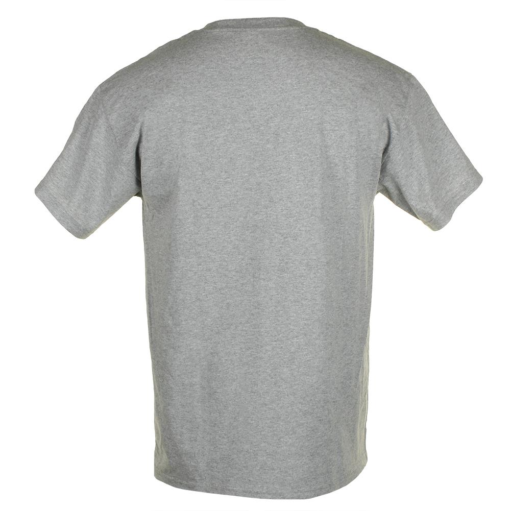 Nike-Air-Men-039-s-Short-Sleeve-Swoosh-Logo-Graphic-Active-T-Shirt thumbnail 3