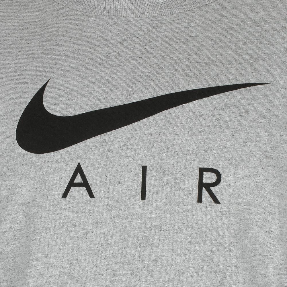 Nike-Air-Men-039-s-Short-Sleeve-Swoosh-Logo-Graphic-Active-T-Shirt thumbnail 4