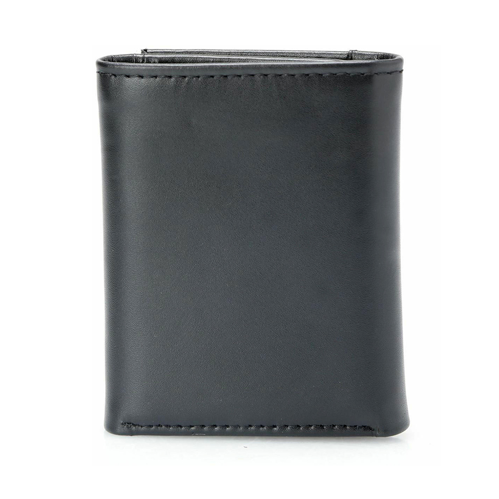 Tommy-Hilfiger-Men-039-s-31TL11X033-Leather-Credit-Card-ID-Trifold-Wallet thumbnail 3