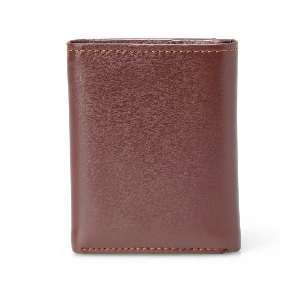 Tommy-Hilfiger-Men-039-s-31TL11X033-Leather-Credit-Card-ID-Trifold-Wallet thumbnail 9