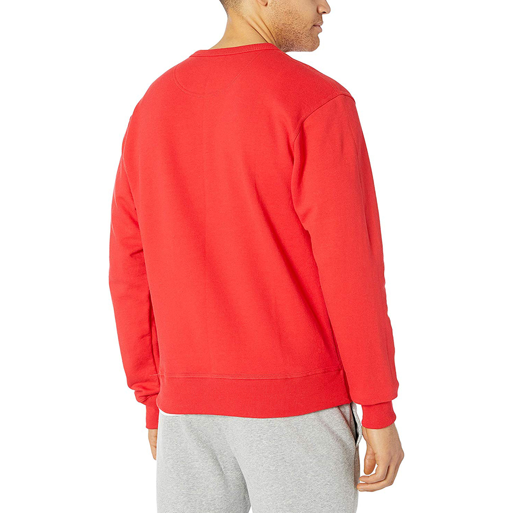 Champion-Men-039-s-Fleece-Sweatshirt-Powerblend-Long-Sleeve-Crew-Neck-Script-Logo thumbnail 15