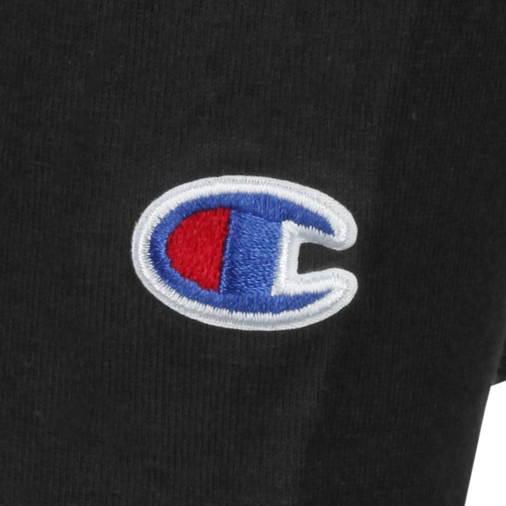 Champion-Men-039-S-Classic-Jersey-Script-Logo-Long-Sleeve-T-Shirt thumbnail 4