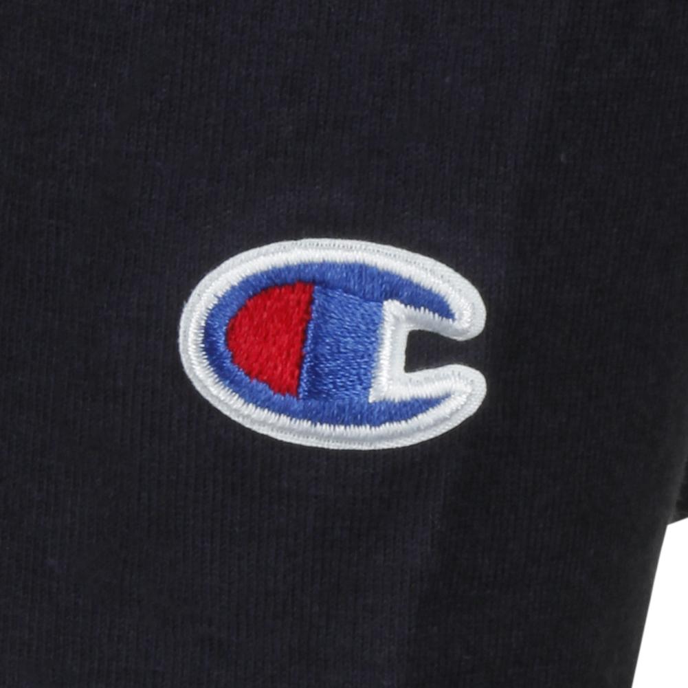 Champion-Men-039-S-Classic-Jersey-Script-Logo-Long-Sleeve-T-Shirt thumbnail 13