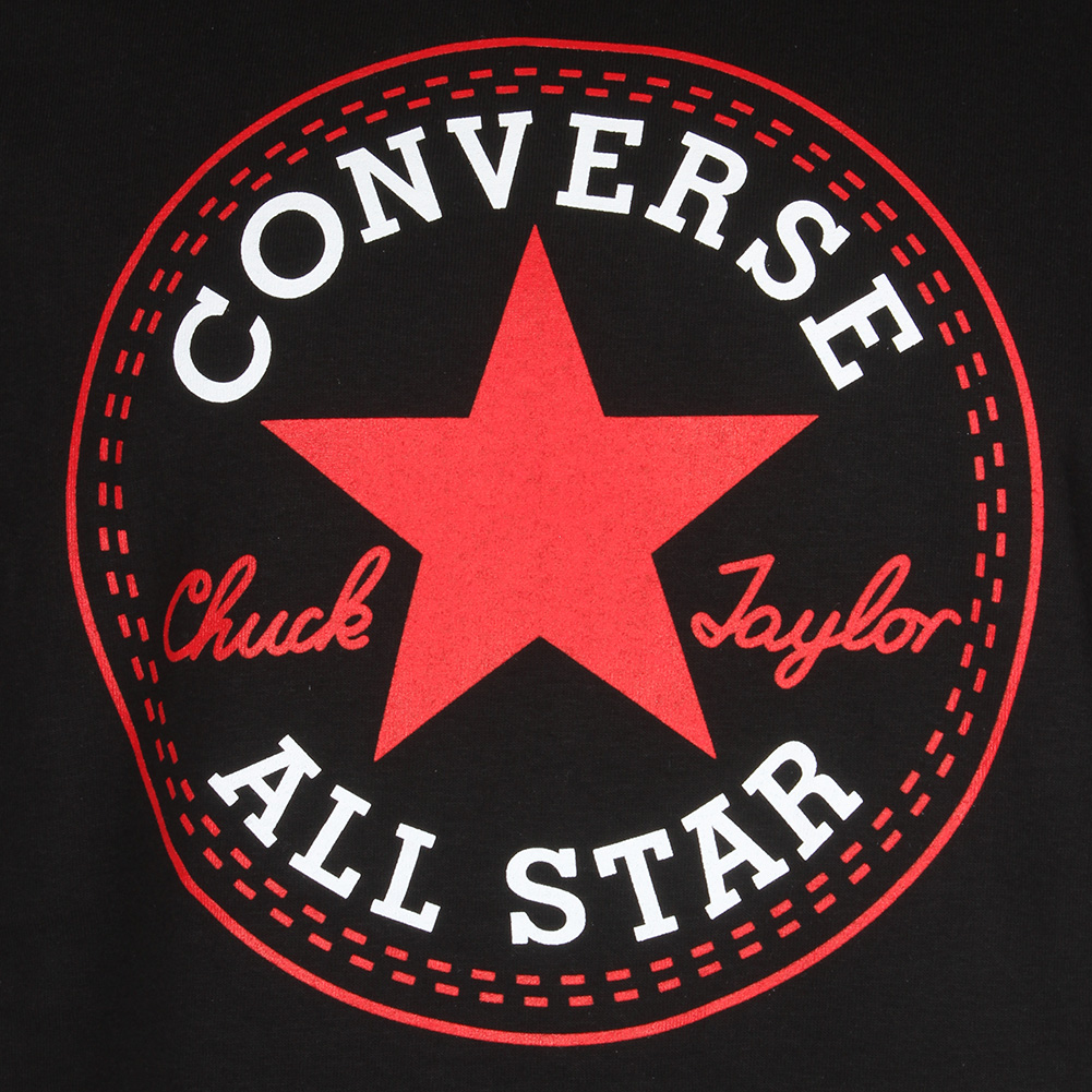 Converse-Men-039-s-Short-Sleeve-Chuck-Taylor-All-Star-T-Shirt thumbnail 4