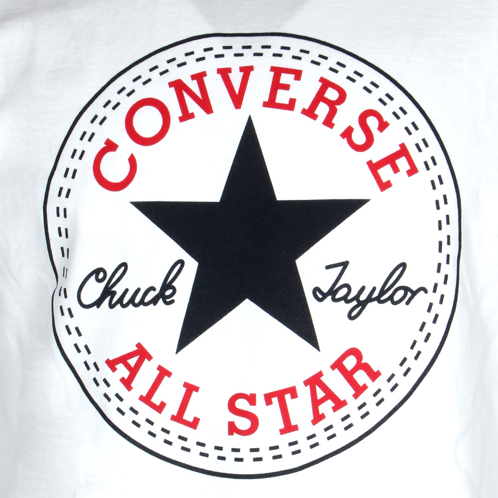 Converse-Men-039-s-Short-Sleeve-Chuck-Taylor-All-Star-T-Shirt thumbnail 10