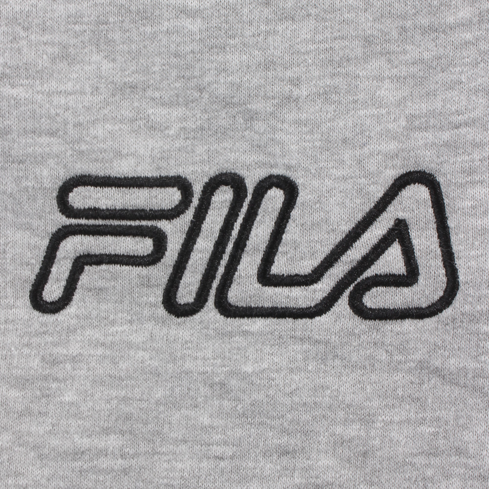 Fila-Men-039-s-Outlined-Embroidered-Logo-Athletic-Gym-Jogger-Sweatpants thumbnail 7