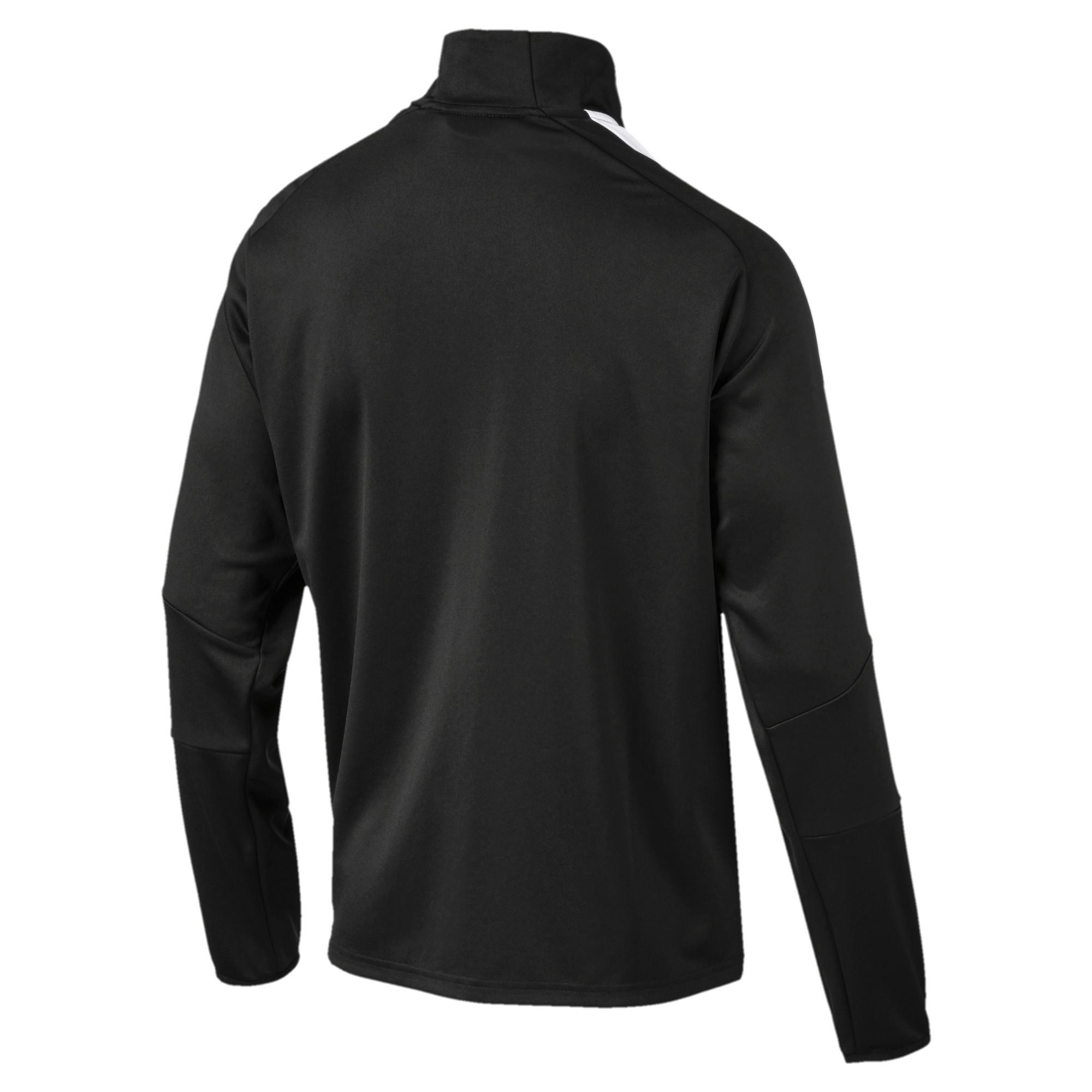 Puma-Men-039-s-Zip-Up-Stadium-Track-Training-Jacket thumbnail 3