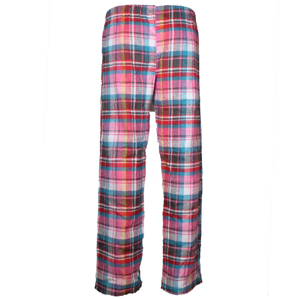 Carnival-Intimates-Ladies-Flannel-Plaid-Lounge-Pajama-Pants thumbnail 7