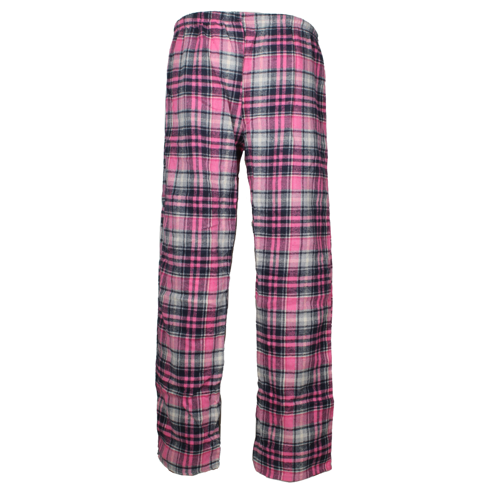 Carnival-Intimates-Ladies-Flannel-Plaid-Lounge-Pajama-Pants thumbnail 9