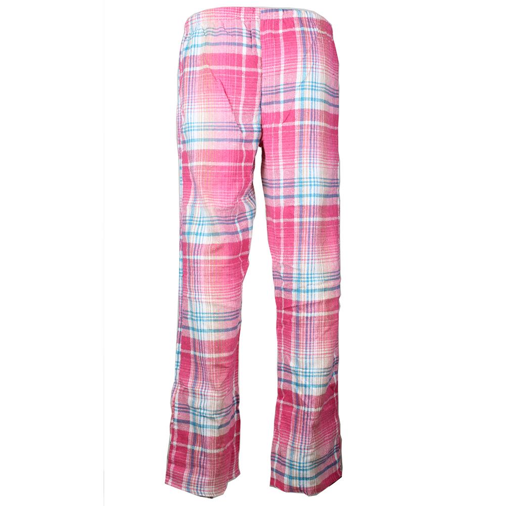 Carnival-Intimates-Ladies-Flannel-Plaid-Lounge-Pajama-Pants thumbnail 13