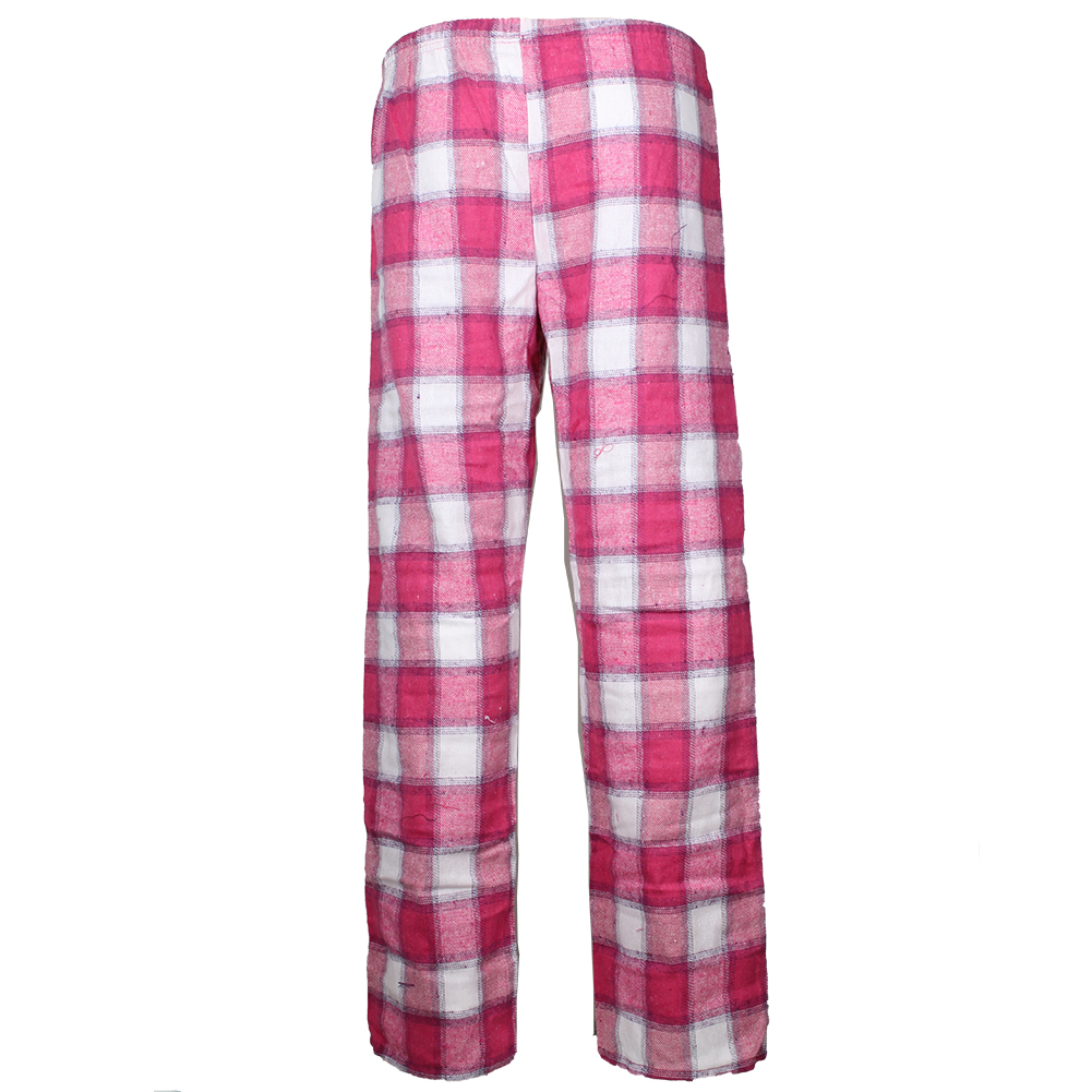 Carnival-Intimates-Ladies-Flannel-Plaid-Lounge-Pajama-Pants thumbnail 15