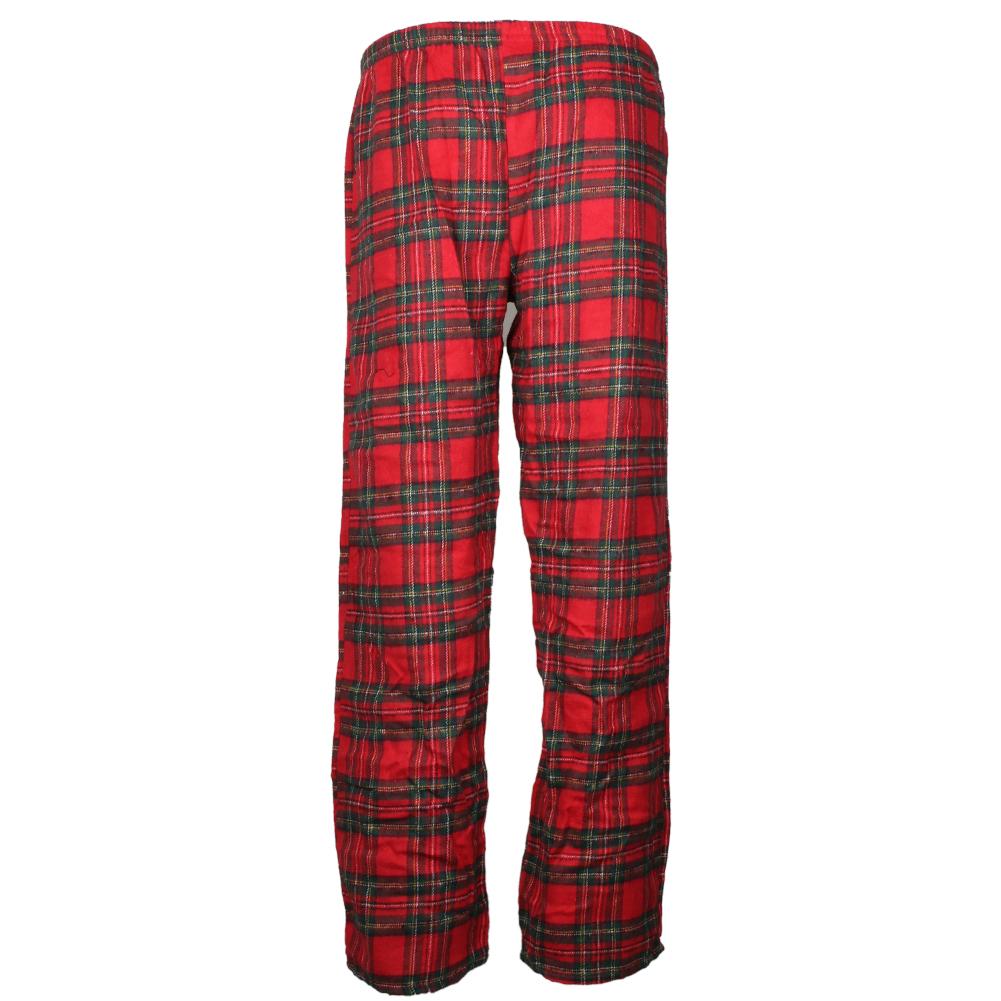 Carnival-Intimates-Ladies-Flannel-Plaid-Lounge-Pajama-Pants thumbnail 17