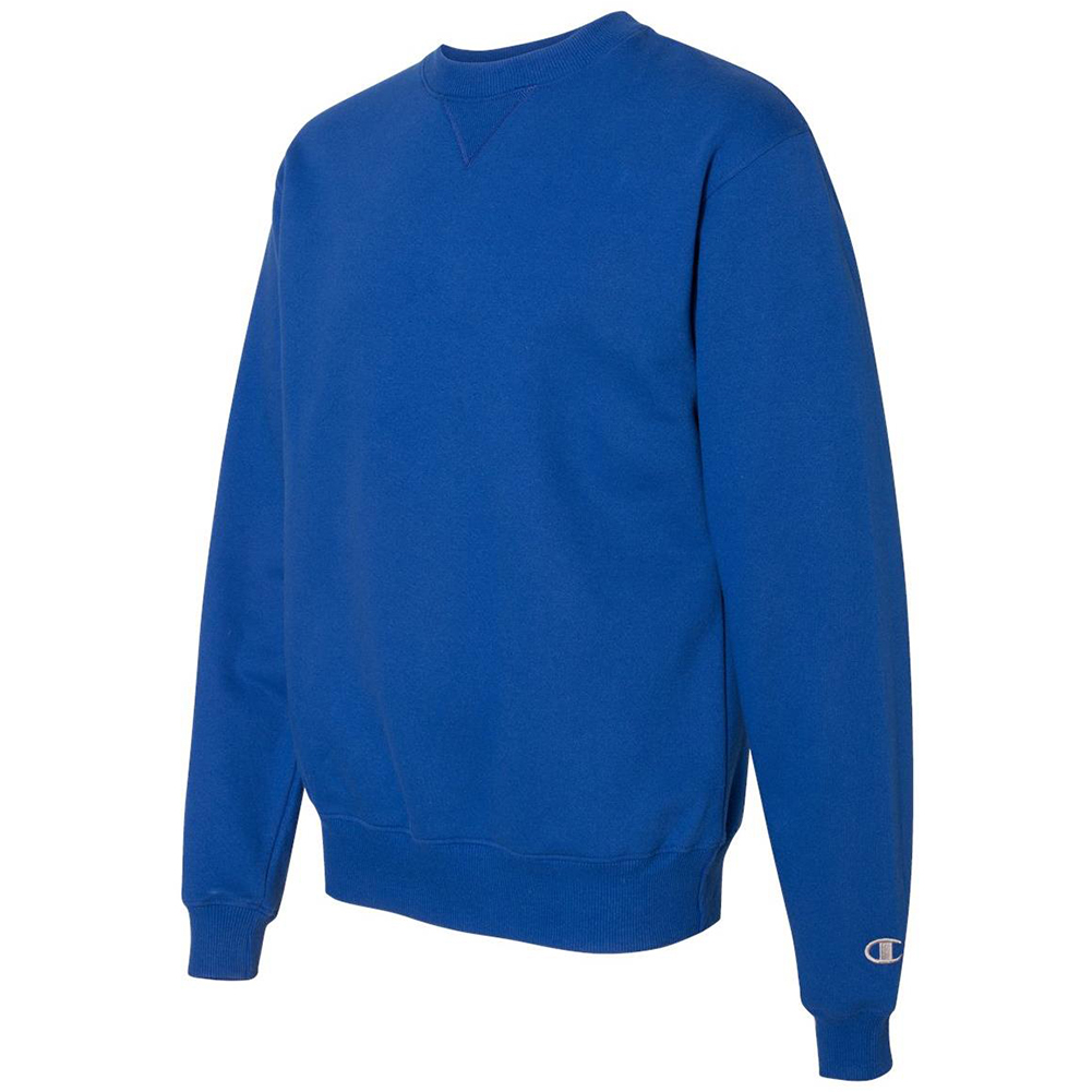 Champion-Men-039-s-S178-Heavyweight-French-Terry-Crew-Neck-Sweatshirt thumbnail 7