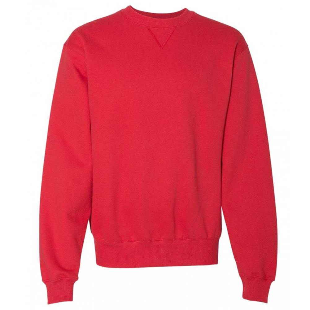 Champion-Men-039-s-S178-Heavyweight-French-Terry-Crew-Neck-Sweatshirt thumbnail 8