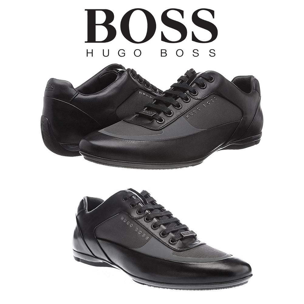 reasonably priced fashion design Super discount Details about Hugo Boss Men's HBRacing Lowp Lace Up Fashion Sneakers