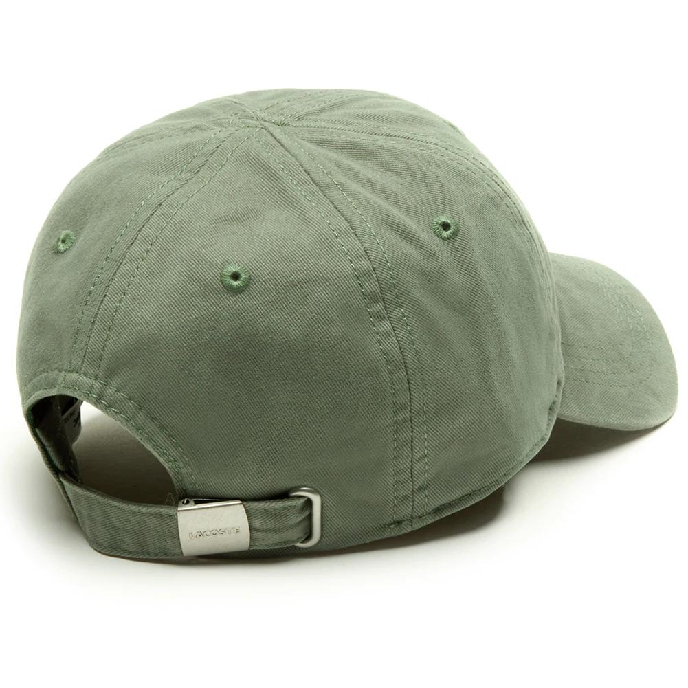 Lacoste-Men-039-s-Cotton-Embroidered-Big-Croc-Logo-Adjustable-Hat-Cap thumbnail 18