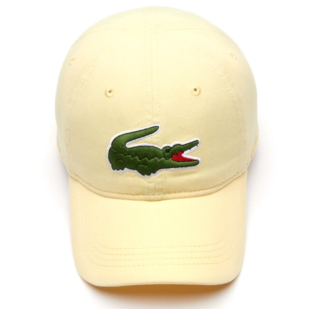 Lacoste-Men-039-s-Cotton-Embroidered-Big-Croc-Logo-Adjustable-Hat-Cap thumbnail 31