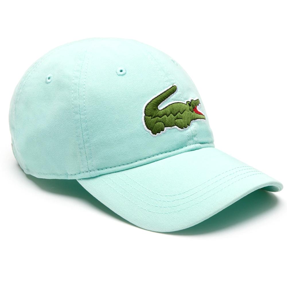 Lacoste-Men-039-s-Cotton-Embroidered-Big-Croc-Logo-Adjustable-Hat-Cap thumbnail 23