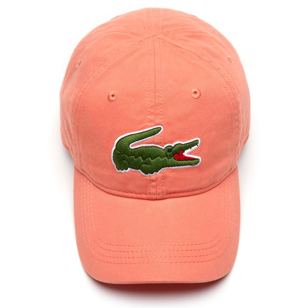 Lacoste-Men-039-s-Cotton-Embroidered-Big-Croc-Logo-Adjustable-Hat-Cap thumbnail 26