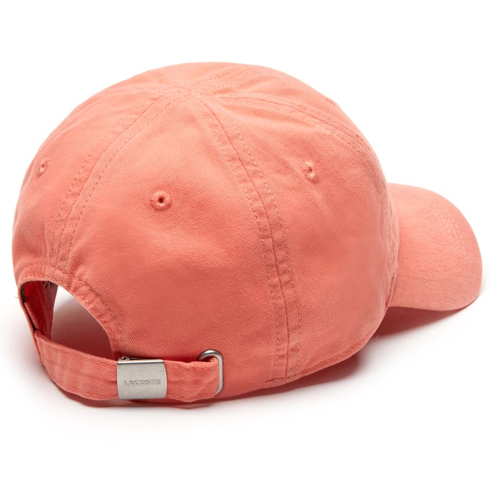 Lacoste-Men-039-s-Cotton-Embroidered-Big-Croc-Logo-Adjustable-Hat-Cap thumbnail 27
