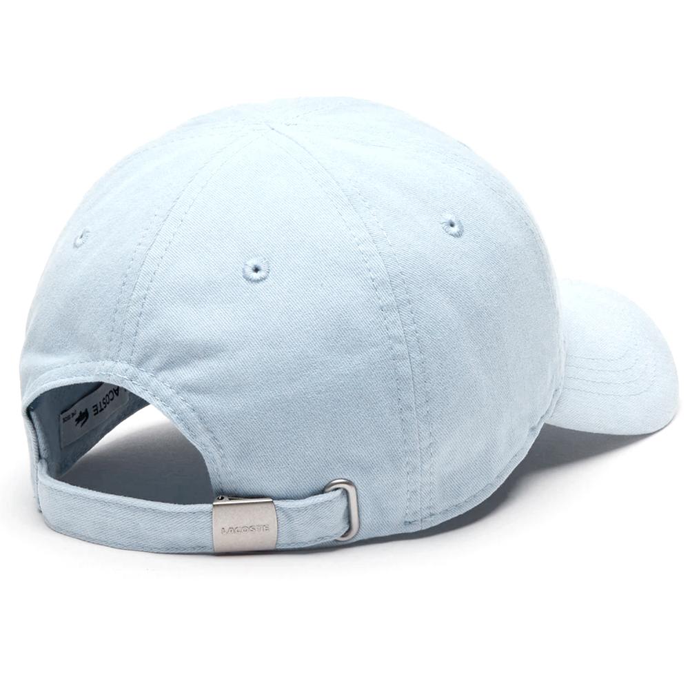 Lacoste-Men-039-s-Cotton-Embroidered-Big-Croc-Logo-Adjustable-Hat-Cap thumbnail 21