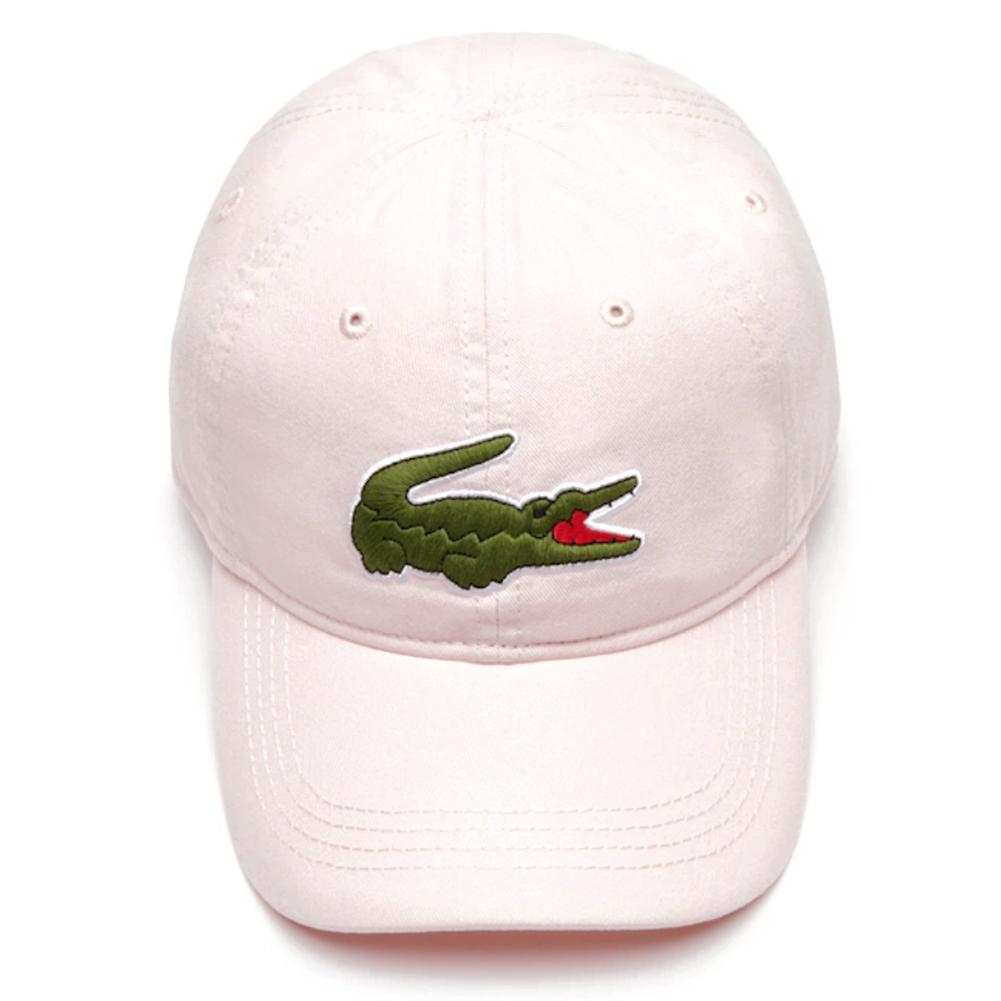 Lacoste-Men-039-s-Cotton-Embroidered-Big-Croc-Logo-Adjustable-Hat-Cap thumbnail 14