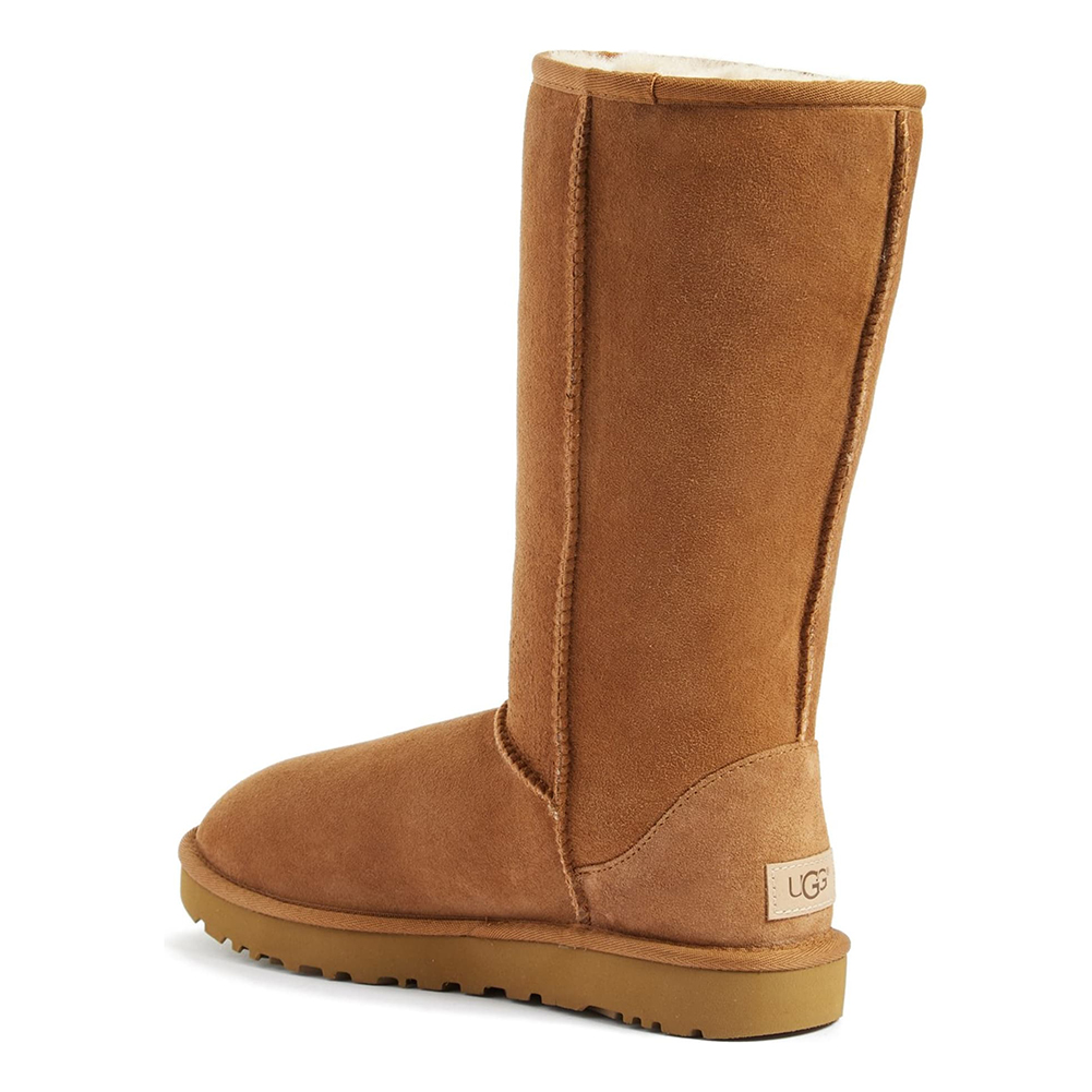 UGG-Women-039-s-Classic-Tall-II-Genuine-Shearling-Lined-Boots miniatura 7
