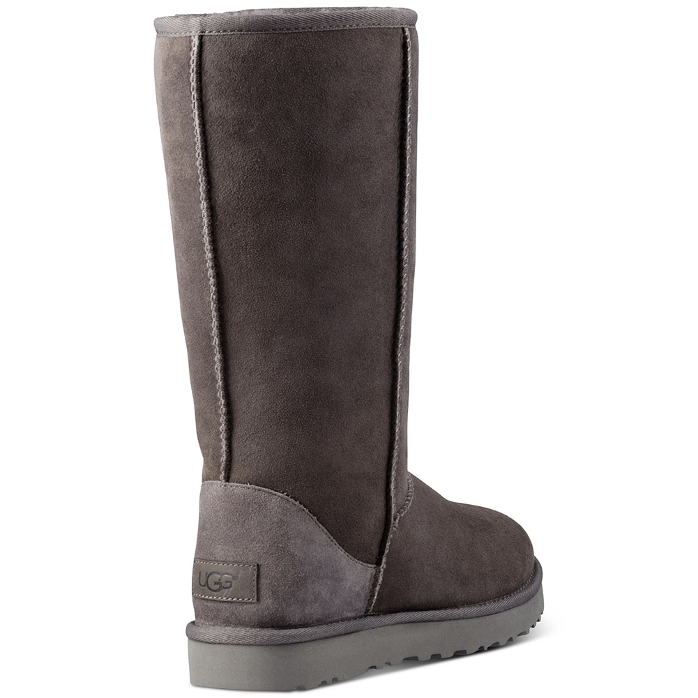 UGG-Women-039-s-Classic-Tall-II-Genuine-Shearling-Lined-Boots miniatura 14