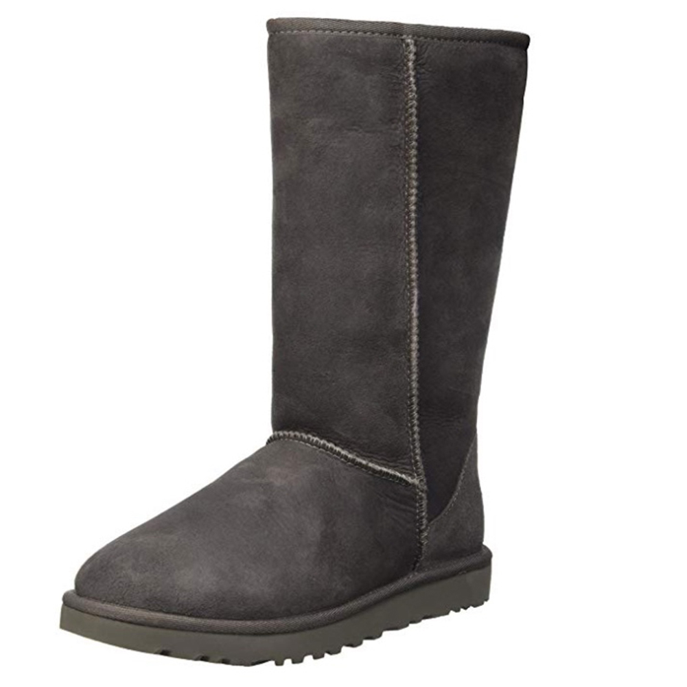 UGG-Women-039-s-Classic-Tall-II-Genuine-Shearling-Lined-Boots miniatura 15