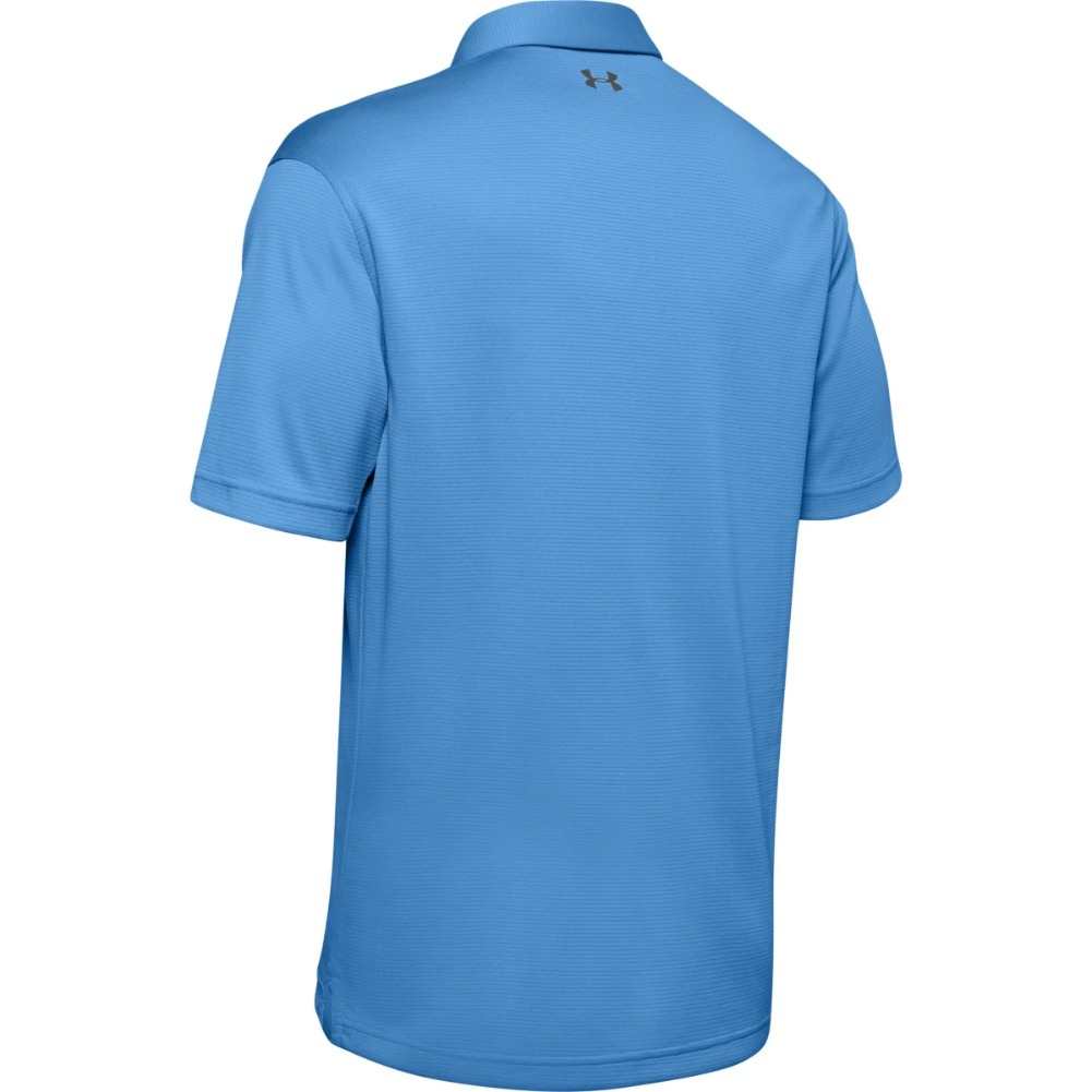 thumbnail 5 - Under Armour Men's UA Tech Performance Golf Polo Tee Loose-Fit T-Shirt 1290140